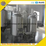 Handelsbrauerei-Geräten-schlüsselfertiges Bierbrauen-Brauerei-Gerät des bier-10bbl