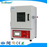 Forno de secagem industrial de vácuo do laboratório do aço inoxidável de tomada de fábrica