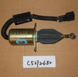 De Solenoïde van de Pomp van de Brandstof van de Delen van de Dieselmotor van de Delen van Cummins