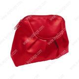 Sacco cosmetico del sacchetto del regalo raso promozionale delle ragazze del piccolo