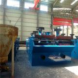 Zink, Silber, Kupfermine-Gebrauch-Schaum-Schwimmaufbereitung-Maschine mit bestem Preis