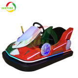 Velocità veloce dei bambini musicali che corre il simulatore di spostamento dell'automobile Bumper per il parco di divertimenti
