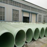 Les pipes de la norme internationale FRP GRP