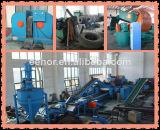 Машина Горячие Продавец Два Rolls Резина гранул Мельница / Крошка резиновая машина / Резина дробилка отходов резины Переработка