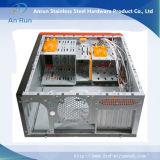Metal perforado como pantalla protectora de la máquina