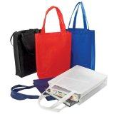 قابل للاستعمال تكرارا ترويجيّ [نون-ووفن] حقيبة مع لون مختلفة