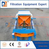 Pequena área de filtração do filtro hidráulico pressione para corantes