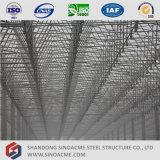 Estrutura Espacial de aço Sinoacme Workshop para telhados