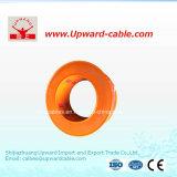 Câblage cuivre solide électrique isolé par PVC pour le Matériel-Ménage