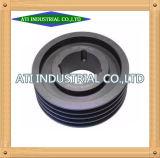 Ar15-China OEM Precisie CNC die de Katrol van het Aluminium van de Douane van Delen machinaal bewerken