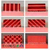 Único módulo ao ar livre vermelho do indicador de diodo emissor de luz da cor P10 32X16