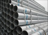 Tubo de acero de acero galvanizado sumergido caliente del tubo ERW