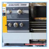 Universal de alta precisión brecha cama máquina de torno horizontal (CS6250B CS6240B)