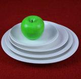 Vaisselle en gros de porcelaine de plaque de dîner