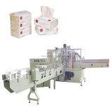 Machine à emballer de tissu de serviette de papier