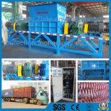 Machine de réutilisation en plastique/machine concasseuse en plastique de rebut/défibreur en plastique de bouteille d'animal familier