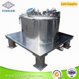 Cps600nc producto patentado 2500rpm plana de alta velocidad de sedimentación separador centrífugo de separación de líquidos sólidos