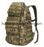 Armee-Angriffs-taktischer Gang-im Freien MilitärRucksack-Rucksack der Tarnung-50L