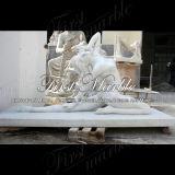 Het Beeldhouwwerk van Carrara van Metrix voor Decoratie Mej.-368 van het Huis