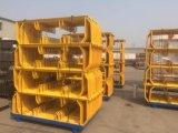 20-35 degré support en acier bâti du convoyeur