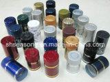 Wein-Flaschenkapsel/Flaschen-Deckel/Plastikschutzkappe