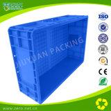 Recipiente de peças de plástico pesado de PP pesado azul