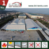 40m 50m de largeur d'énormes tente d'exposition en aluminium