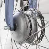 OEM Customized Electric Motor Bike Moped met Pedal (jb-TDB26Z)