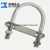 Boulon U en acier inoxydable (DIN3570)