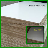 Decoratiion를 위한 보통 MDF Melamined MDF