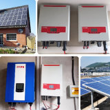 SAJ 8KW Gleichstrom-Schalter integriertes Dreiphasenc$auf-rasterfeld IP65 Solarinverter für Energie-Speicher-System