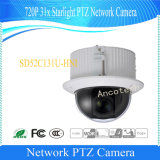 Dahua 720p 31XのスターライトネットワークPTZ屋内カメラ(SD52C131U-HNI)