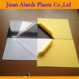 feuille rigide adhésive de PVC de 0.4mm pour l'album photos