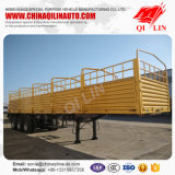 3 Axle Fence Semi Trailer for Kenya