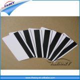 Cr80 cartão em branco de PVC Stirp Magnética Hico chip inteligente cartão em branco