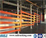 Long popolare Span Storage Steel Shelf con Light Duty e Medium Duty