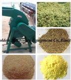 La Alimentación Animal China Molino de maíz forraje Máquina esmeriladora de martillo