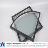 Blatt/kurvte Isolierdoppelverglasung-Glas für Gebäude-Glas