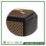 Cadre de bijou en cuir d'unité centrale de coutume carrée pour la mémoire