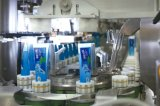 Llenador plástico de aluminio del tubo de Lami más cercano para la crema del ungüento