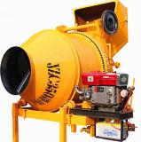 Jzc350 350 л дизельного топлива или с электроприводом портативный конкретных барабана для продажи заслонки смешения воздушных потоков