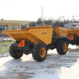 3 Tonnen-China-Schwenker-Rückseiten-Site-Kipper Fcy30