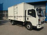 Sinotruk HOWO 5ton 가벼운 화물 트럭