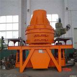 Arena artificial que hace la máquina para el granito, roca, fabricación de la arena del bloque