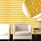 Comitato/autoadesivo inodori del muro di mattoni della gomma piuma della decorazione XPE