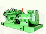 Conjunto de generador del gas de la biomasa de 190 series