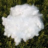 Jungfrau-Art Hcs hohle Polyester-Spinnfaser für füllende Kissen