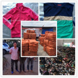 Vêtements en gros triés utilisés d'occasion de vêtement