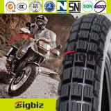 De alta calidad de China fuera de la carretera del neumático de la motocicleta 3,00-17