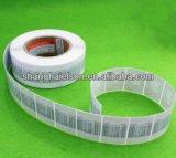 Systeem van het Alarm van de Veiligheid van het Etiket 8.2MHz 30*40mm van EAS rf het Zachte